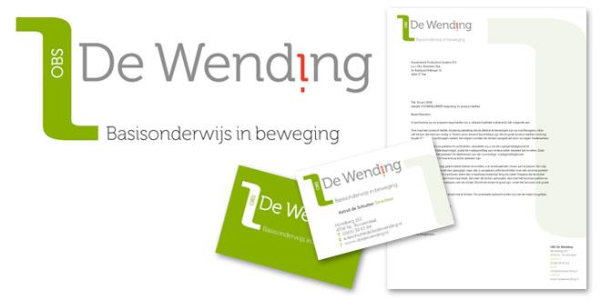 wending