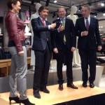 Opening door burgemeester Beenakker