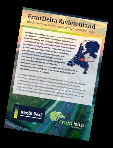 Regio Deal_FruitDelta Rivierenland